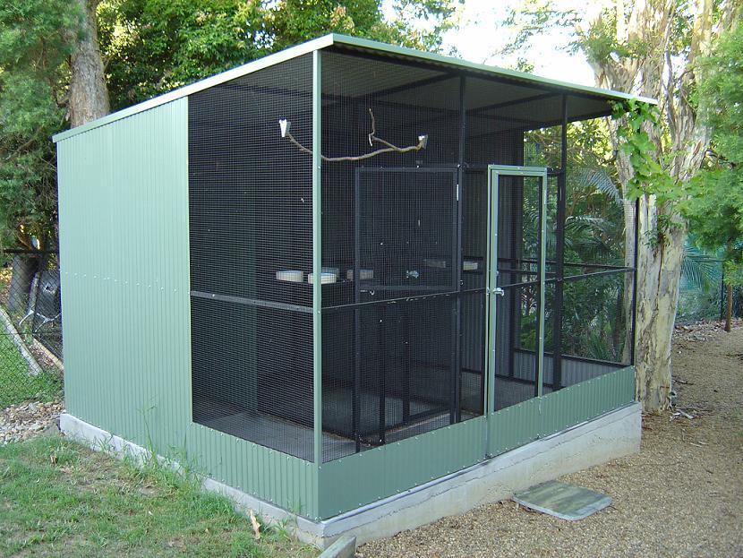 This one was built in panel form so it could be taken upstairs onto